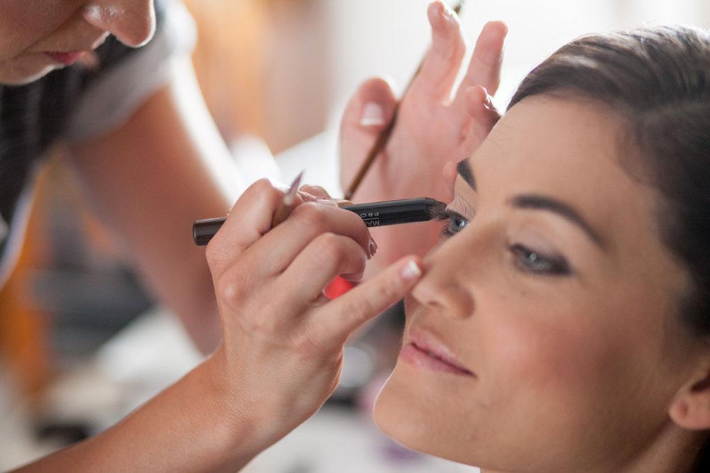 Maquillaje para bodas en Jávea