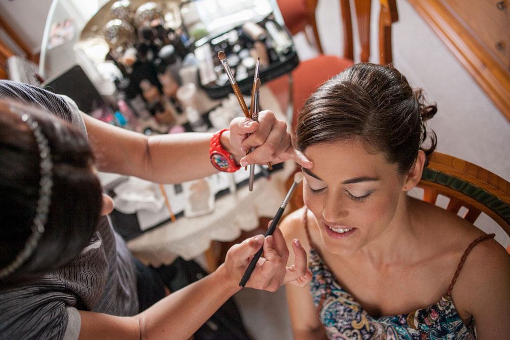 Maquillaje para bodas en Gandía