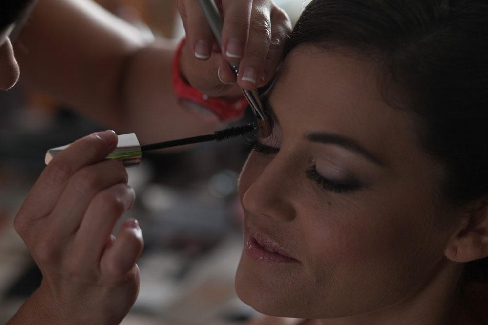 Maquillaje para novia en Jávea