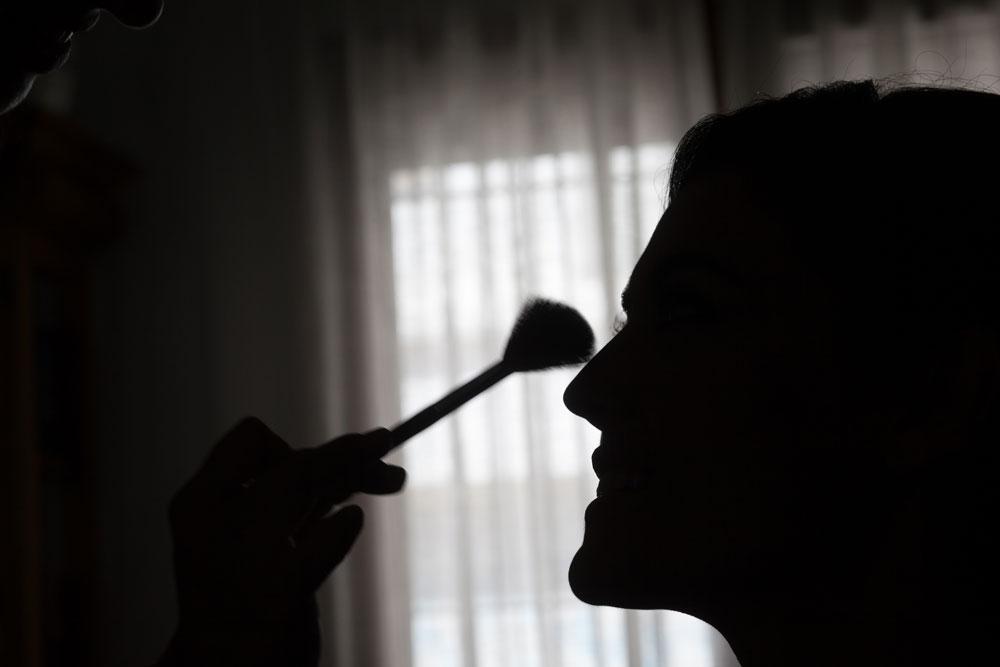 Maquilladora profesional en Dénia