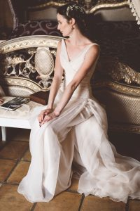 Peinados para bodas a domicilio