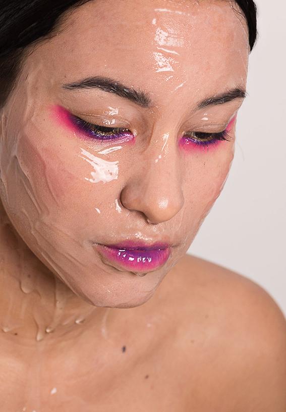 Maquillaje efecto glossy mojado - Paulaiborra.com